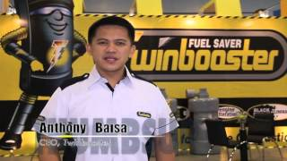 Twinbooster Fuel Saver Franchise Business Launch Thumbs Up TV Feature Part 1