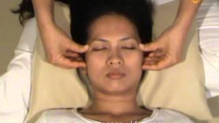 TME Thai Face and Head Massage Techniques