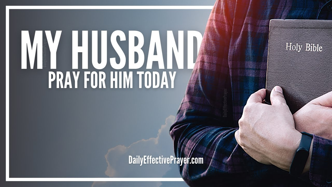 catholic prayer for sick husband