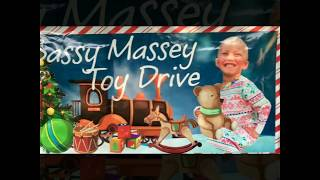 Sassy Massey To Drive - Team Blue Bell