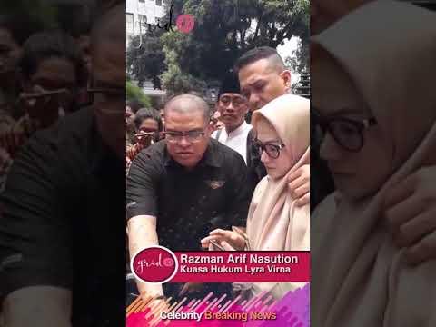 Istri Presenter Fadlan di Mapolda Metro Jaya, Razman Arif Nasution Jelaskan Hal Ini