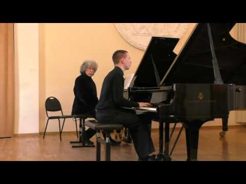 Sergei Dreznin. Master class @ Russian Academy of Music. 2016