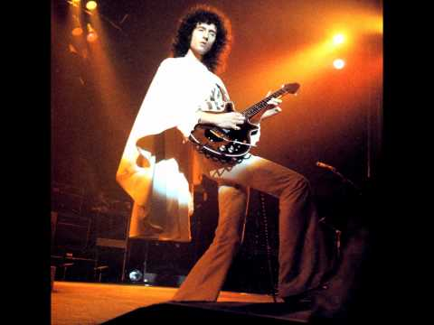 Brian May - Slow Down - Lyrics