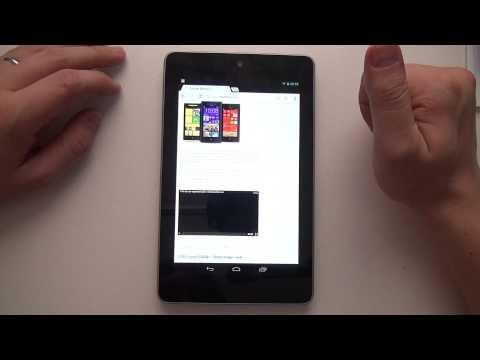 Asus Google Nexus 7 Tablet review (www.buhnici.ro)