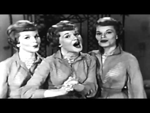 """The McGuire Sisters - """"May You Always"""" (1959)"""