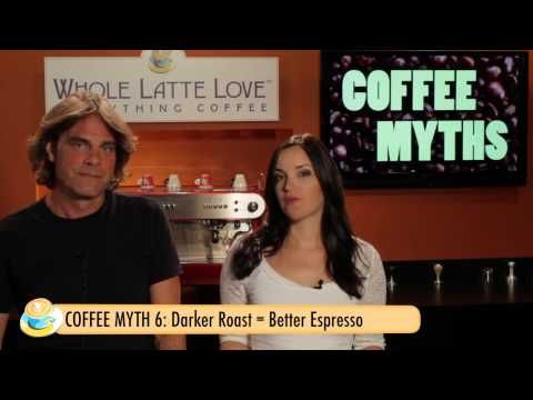 Coffee Myths Busted!