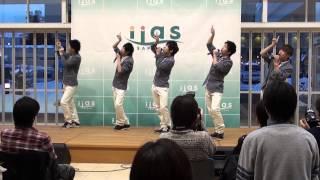2013/01/13 イーアス札幌にて TRAPS出演!! アクターズスタジオ札幌出...