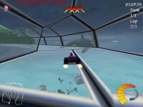 Subsea - 3:43.97 - Super Tux Kart