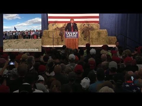 Full Speech: Donald Trump Huge Rally in Golden, CO 10/29/16