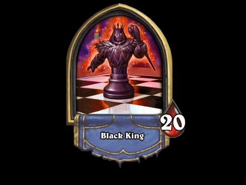 Hearthstone Tavern Brawl Chess and Pack Open