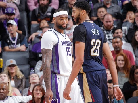 DeMarcus Cousins- Welcome to the New Orleans Pelicans NBA 2017