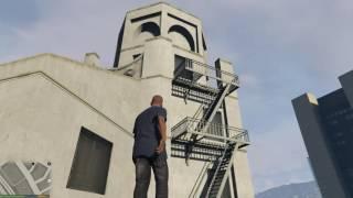 GTA 5 Mods #6 - Franklin quá nguy hiểm khi có khinh công :D