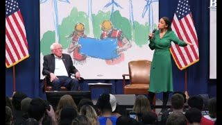 Climate Crisis Summit with Bernie and AOC
