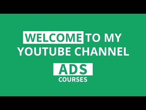 Ads Courses - Digital Marketing YouTube Channel thumbnail