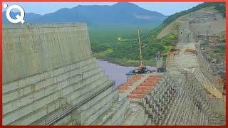 Китай Строит Самую Большую Дамбу в Мире Десятилетний Инженерный Проект