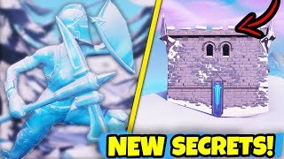 NEW SEASON 7 EASTER EGGS & SECRETS in Fortnite: Battle Royale! (SEASON 7 MAP CHANGES & SECRETS)