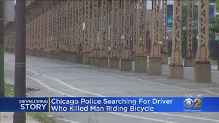 Cyclist Killed In West Side Hit-And-Run