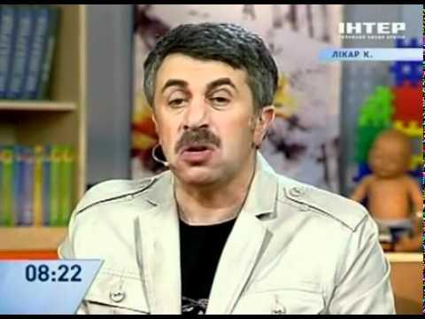 Как распознать ангину - Доктор Комаровский - Интер