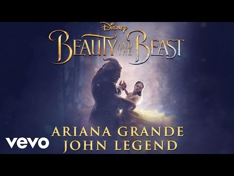 Ariana Grande ft. John Legend - Beauty and the Beast (audio)