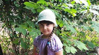 МК .Панамка - шляпа крючком.Легко,просто,красиво