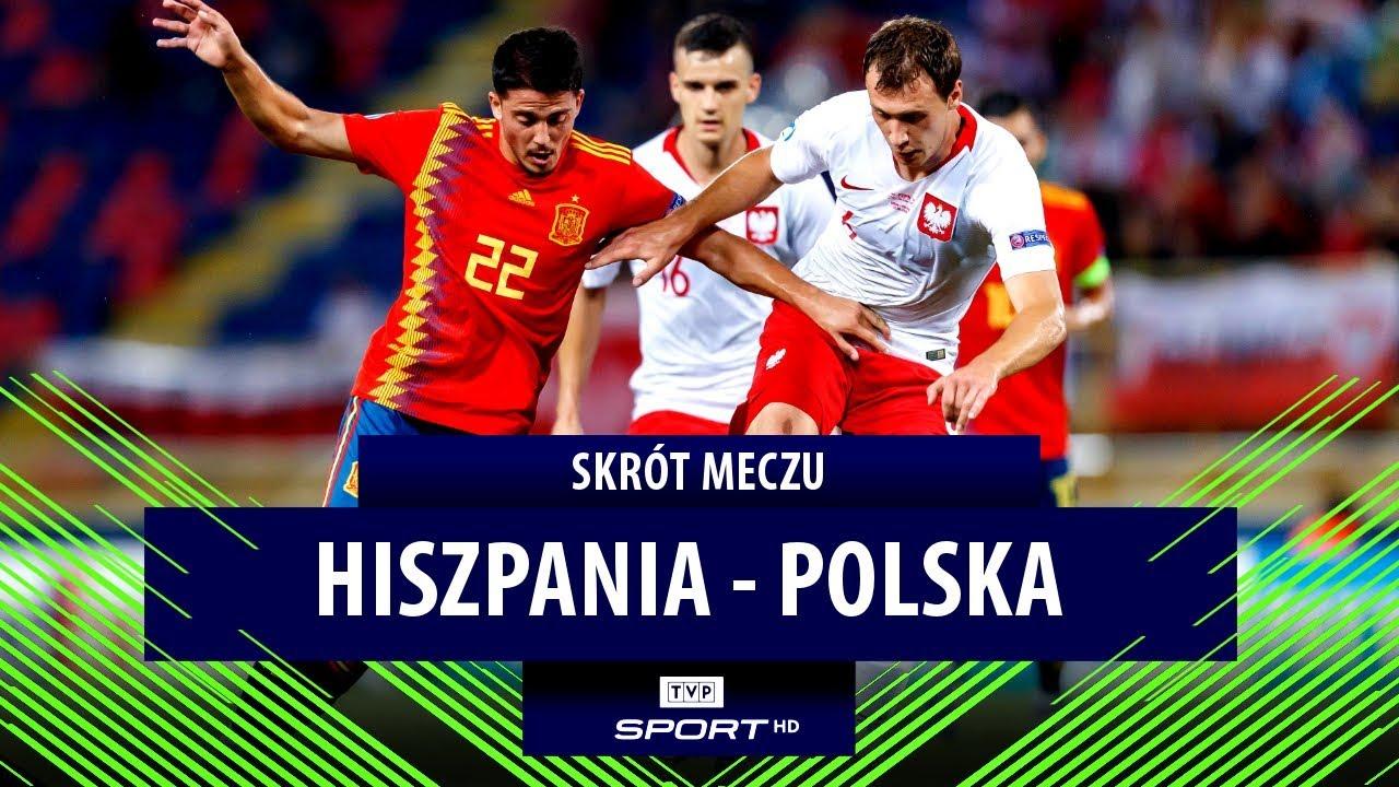 Mistrzostwa Europy U21: Hiszpania – Polska 5:0 (skrót meczu)