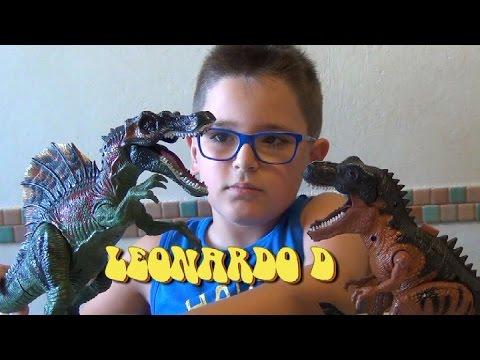 Dinosauri di Leonardo - DINO VERIFICA