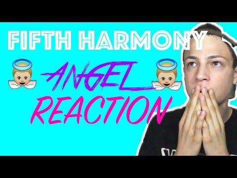 Fifth Harmony- Angel Reaction