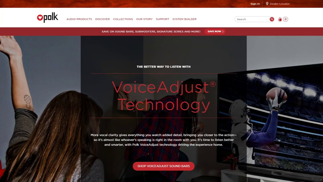 Polk MagniFi Mini Home Theater Sound Bar System Review