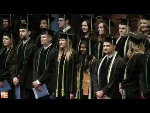 Southern College of Optometry 2018 Commencement