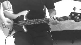 Big Black - Tiny, King Of the Jews (Bass Cover)