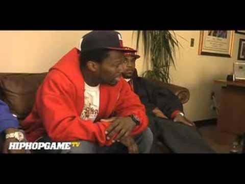 Jabari interviews GUnit Part 5 50 Cent Speaks on Lil Wayne