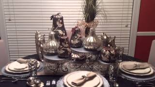 Repeat youtube video TJ Maxx Tablescape Clearance Challenge