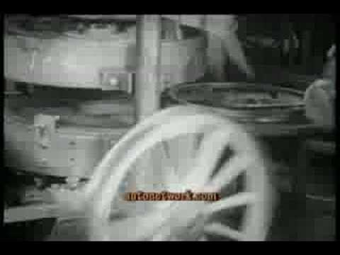 Ford Model T Historic Footage, Centennial Party