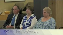 PDC Commissioners Meeting 6/8/16