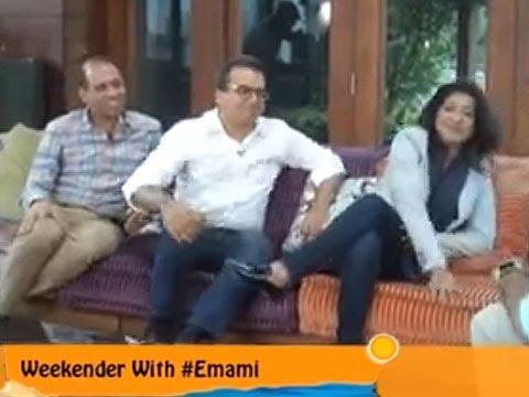 Emami- CNBC Weekender