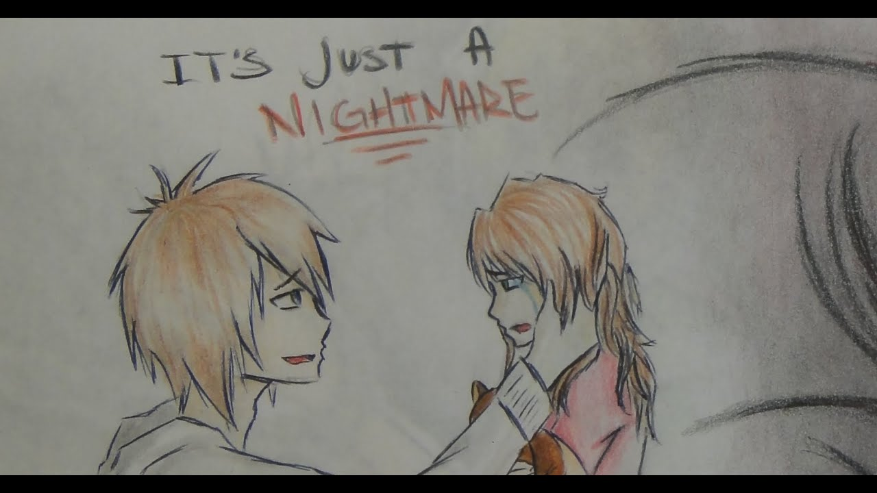 Now Drawing: Jeff The Killer and Sally (No \'\'Accident\'\' occured ...