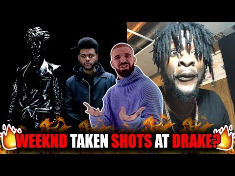 The Weeknd Dissing Drake!? | The Weeknd - Lost In The Fire (ft. Gesaffelstein) REACTION! Mp3