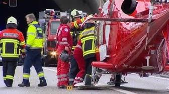 Dietfurt SG: Drei Schwerverletzte bei Autounfall - Zeugenaufruf