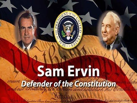 NHD 2014 - Sam Ervin: Defender Of The Constitution