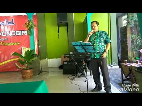Gubahanku live by Sriyanto feat Hary Electone