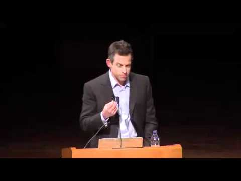 Sam Harris demolishes Christianity - YouTube