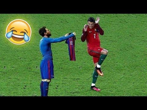 Самые смешные приколы в футбол ⚽ ⚽⚽😂🤣