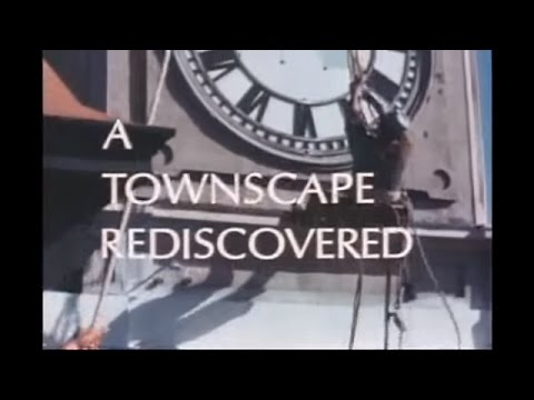 A Townscape Rediscovered - A film about the creation of Centennial Square