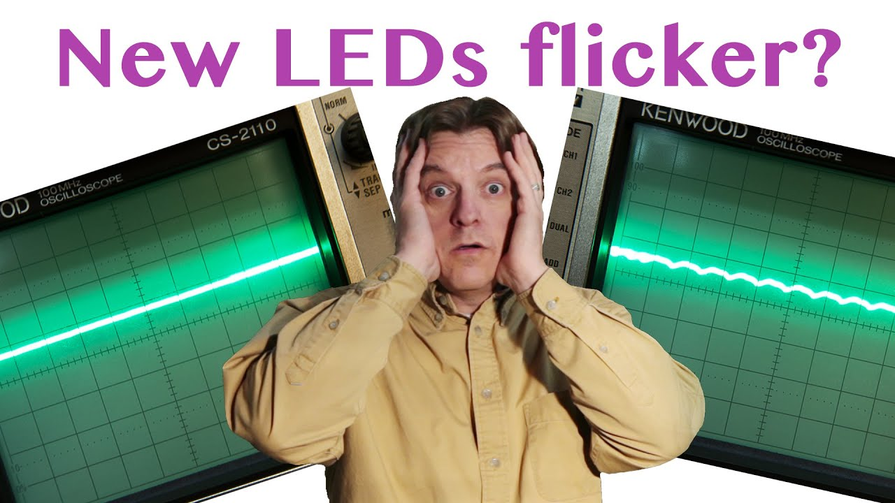 Great How To Measure Fluorescent And LED Light Flicker Design Inspirations