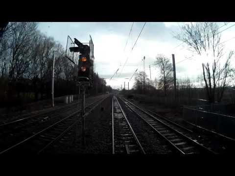 Class 66 Carlisle to Milford Cab Ride Via Settle & Carlisle S&C, Leeds, Castleford