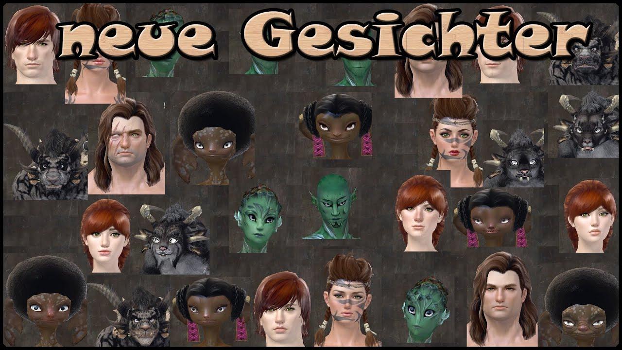 Guild Wars 2 Neue Gesichter Dezember 2013 Youtube