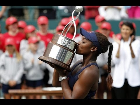 Sloane Stephens VS Elena Vesnina Highlight Family Circle Cup 2016 Final