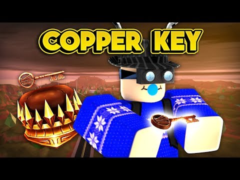 HOW TO GET THE COPPER KEY! ROBLOX Ready Player One Event