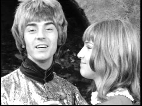 David Garrick   Don T Go Out Into The Rain Dutch Tv 1966 HQ
