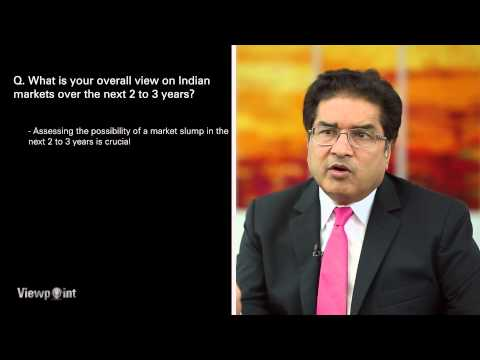 Raamdeo Agrawal encourages to invest fully into equities for the long term
